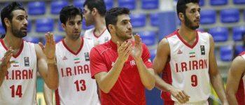 پیروزی تیم ملی بسکتبال برابر قزاقستان